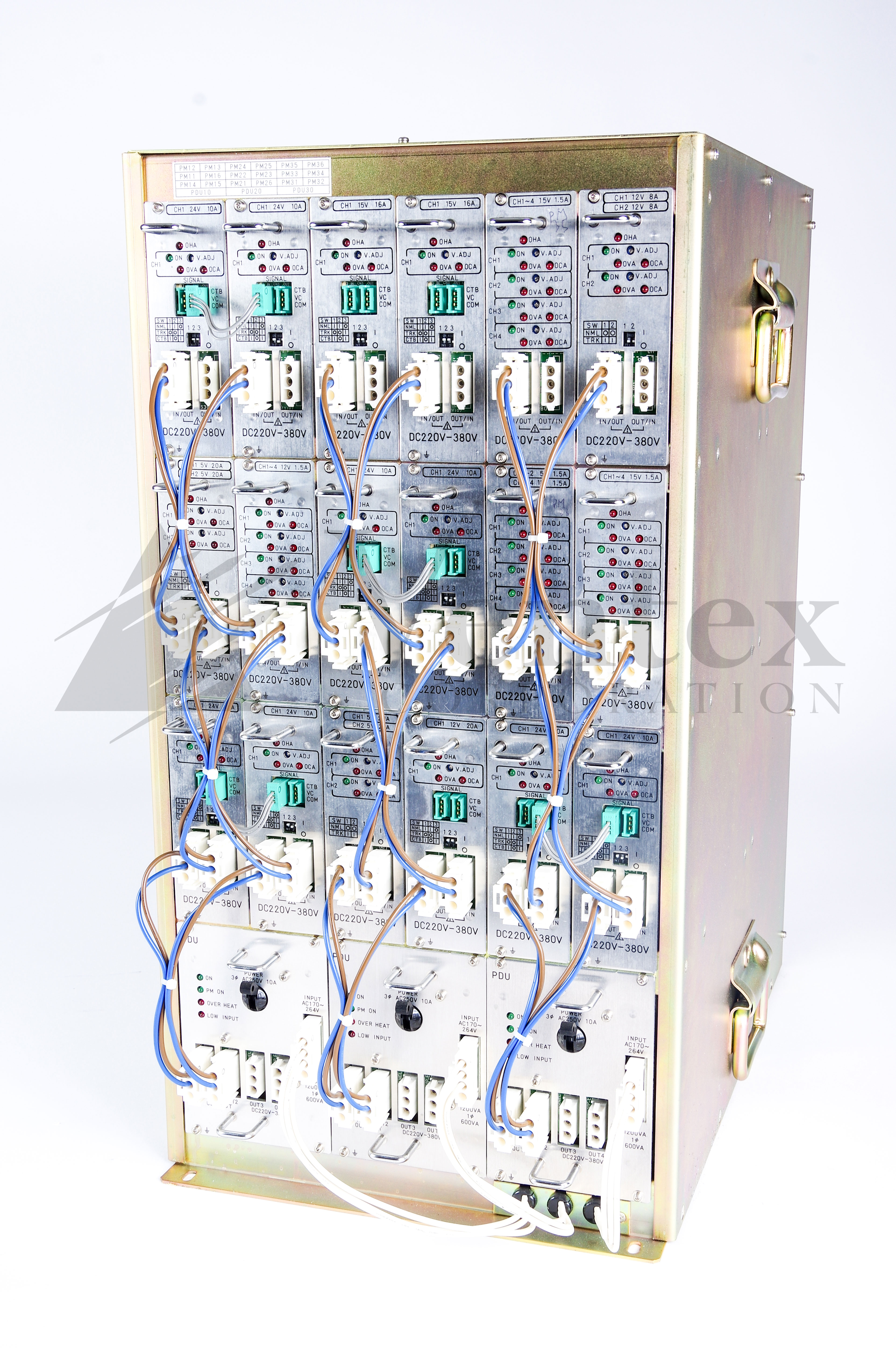 E-Rack Power Supply